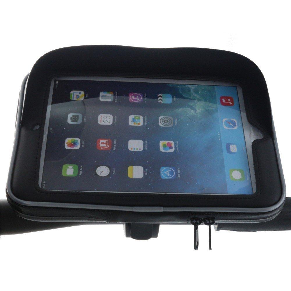 xirrix tasche halterung motorrad fahrrad f r tablet pc halter schutzh lle 395688 ebay. Black Bedroom Furniture Sets. Home Design Ideas