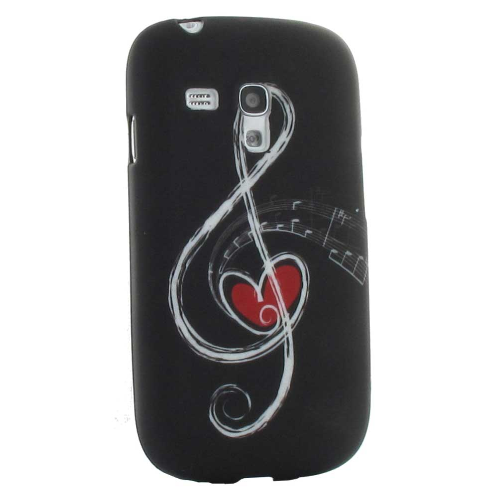 handy tasche silikon case samsung galaxy s3 mini gt i8190. Black Bedroom Furniture Sets. Home Design Ideas