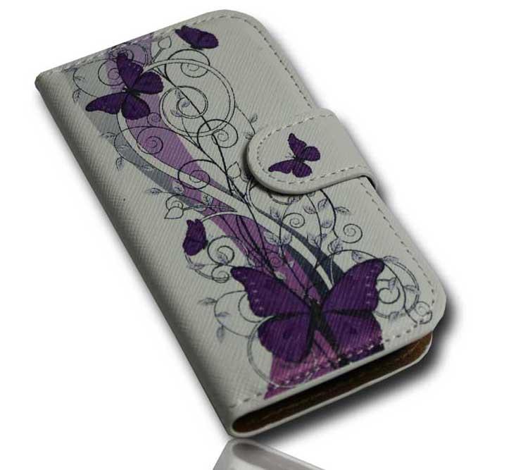 handy tasche case book samsung galaxy s3 mini i8190. Black Bedroom Furniture Sets. Home Design Ideas